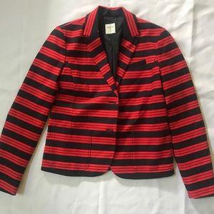 Gap academy blazer size 8